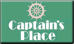 Logo for Captain's Place